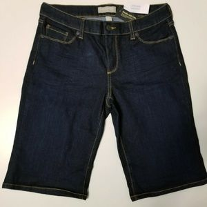 Banana Republic Bermuda Denim Shorts Size 30/10
